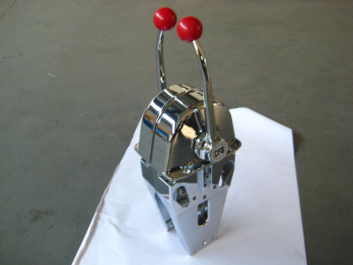 Morse controls marine parts